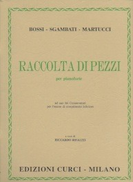 Raccolta di Pezzi Rev. Risaliti