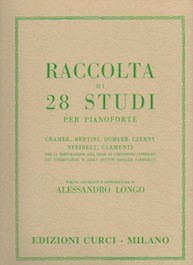 Raccolta di 28 Studi Rev. Longo