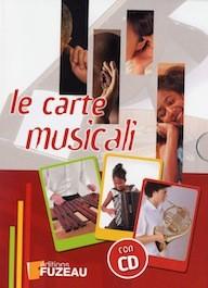 Le Carte Musicali con CD
