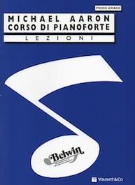 Corso di Pianoforte - Lezioni vol.1