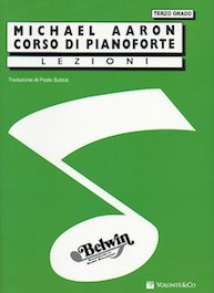 Corso di Pianoforte - Lezioni vol.3