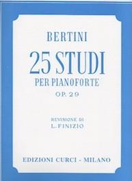 25 Studi op.29