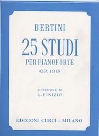 25 Studi op.100