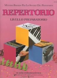 Repertorio Livello Preparatorio