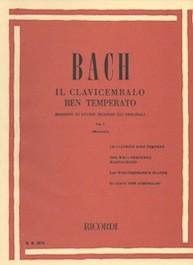 Il Clavicembalo Ben Temperato vol.1