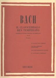Il Clavicembalo Ben Temperato vol.2