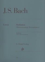 Sinfonie (Invenzioni a Tre Voci)