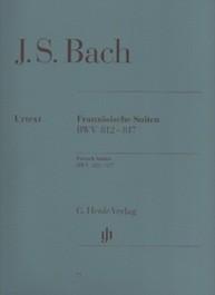 Suites Francesi - BWV 812-817