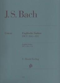 Suites Inglesi - BWV 806-811
