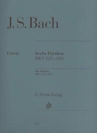6 Partite - BWV 825-830