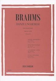 Danze Ungheresi vol.1 (1-10)