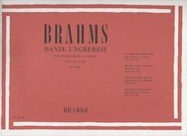 Danze Ungheresi a 4 mani vol.1 (1-10)