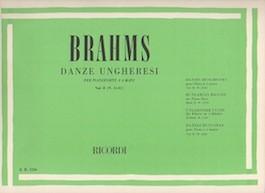 Danze Ungheresi a 4 mani vol.2 (11-21)