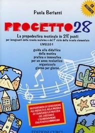 Progetto 28 Liv.1 Libro dell'Insegnante con CD
