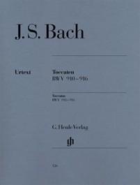 Toccate BWV 910-916 (Urtext)