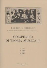 Compendio di Teoria Musicale vol.3