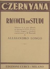 Raccolta di Studi di C.Czerny vol.10