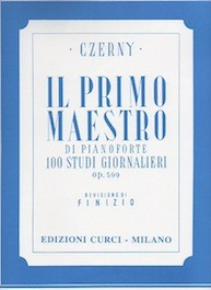 Il Primo Maestro di Pianoforte op.599