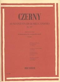 30 Nuovi Studi di Meccanismo op.849