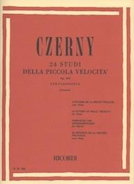 24 Studi della Piccola Velocità op.636