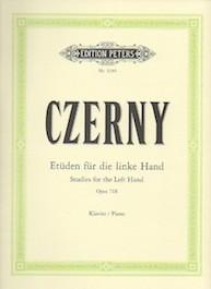 Studi per la Mano Sinistra op.718