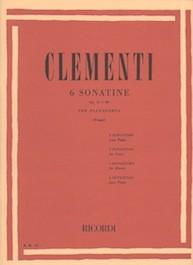6 Sonatine op.37 e 38
