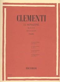 12 Sonatine op.36-37-38