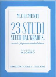 23 Studi Scelti dal 'Gradus'