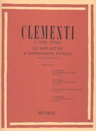 32 Sonatine e Composizioni Diverse vol.1