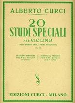 20 Studi Speciali op.24
