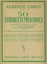50 Studietti Melodici e Progressivi op.22