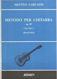 Metodo per Chitarra op.59 vol.2