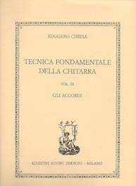 Tecnica Fondamentale della Chitarra vol.3 - Gli Accordi