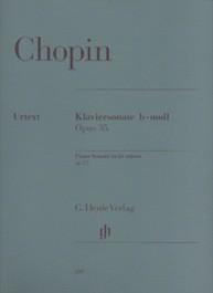 Sonate in Sib minore op.35