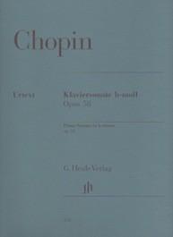 Sonate in Si minore op.58