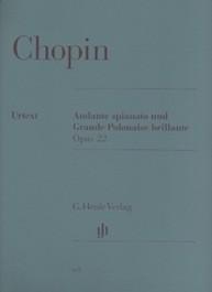 Andante Spianato e Grande Polacca Brillante op.22