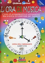 L'Ora di Musica Liv. 1 e 2 Insegnante