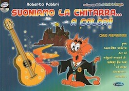 Suoniamo la Chitarra a colori con CD