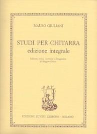 Studi per Chitarra vol.3 - op.100-111-139