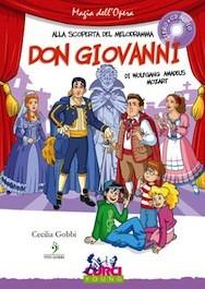 Alla Scoperta del Melodramma - Don Giovanni di W.A.Mozart con CD