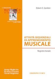 Attivita' sequenziali di apprendimento - registro tonale
