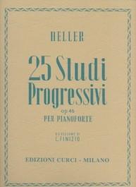 25 Studi Progressivi op.46