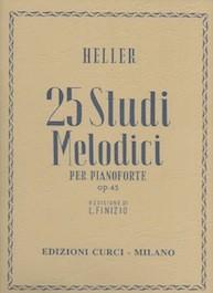 25 Studi Melodici op.45