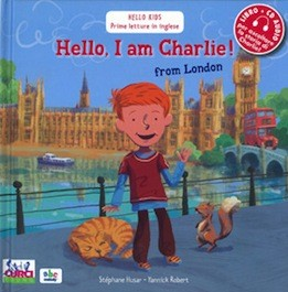 Hello I am Charlie from London con CD