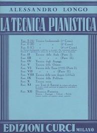 La tecnica pianistica vol. 11 - 200 temi di esercizi
