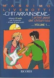 Chitarra Insieme vol.1 con CD