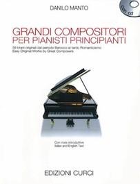 Grandi Compositori per Pianisti Principianti con CD