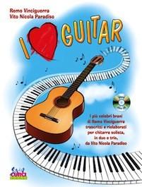 I Love Guitar con CD