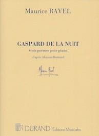 Gaspard de la Nuit (trois poèmes pour piano)