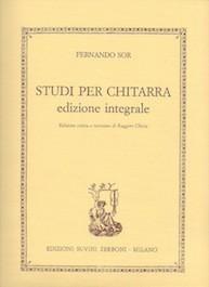 Studi per Chitarra vol.3 - op.44-60-Studi